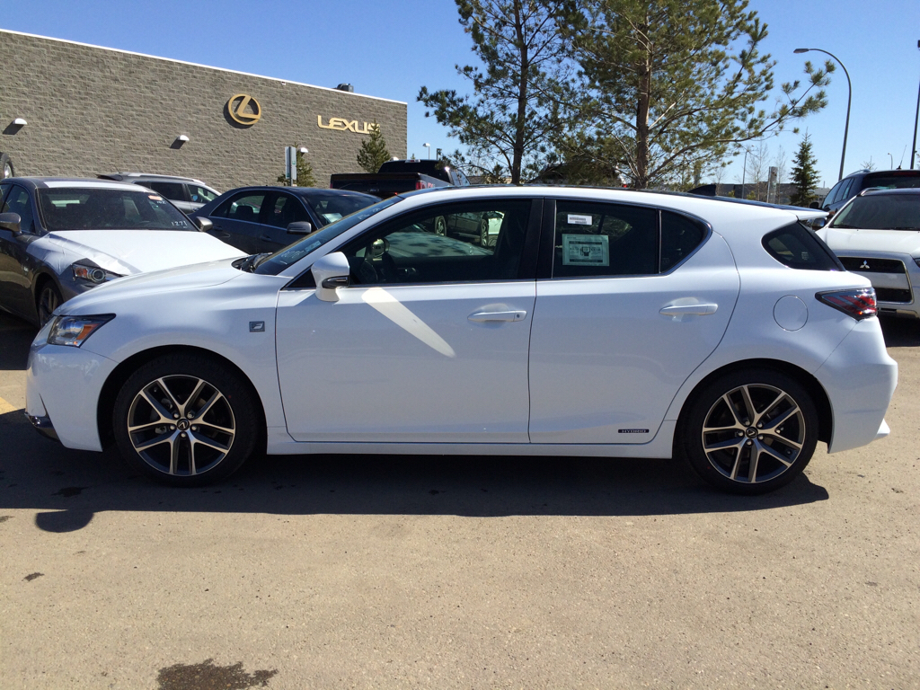 new 2015 lexus ct 200h f sport package 4 door car in. Black Bedroom Furniture Sets. Home Design Ideas