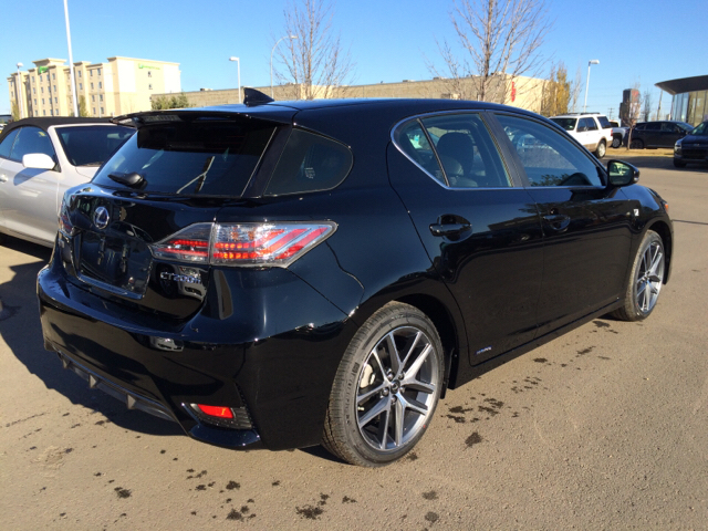 new 2015 lexus ct 200h f sport package 4 door car in edmonton l9195 lexus of edmonton. Black Bedroom Furniture Sets. Home Design Ideas